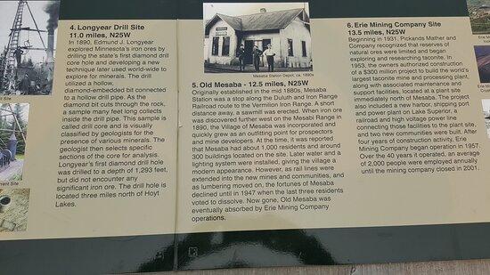 Hoyt Lakes, MN: historical info