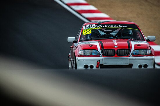 Heusden-Zolder, Bélgica: Driver training op Circuit Zolder