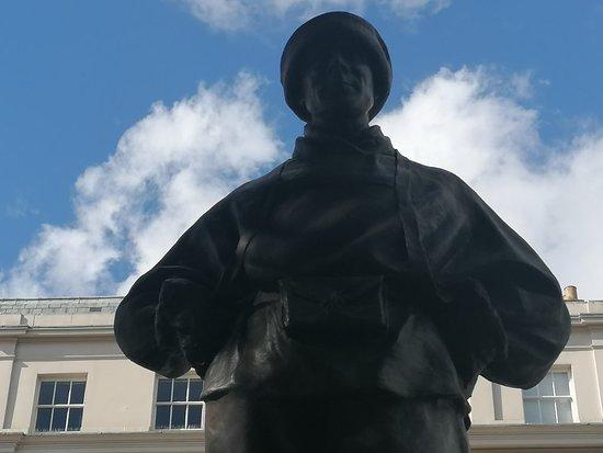 Edward Wilson Statue
