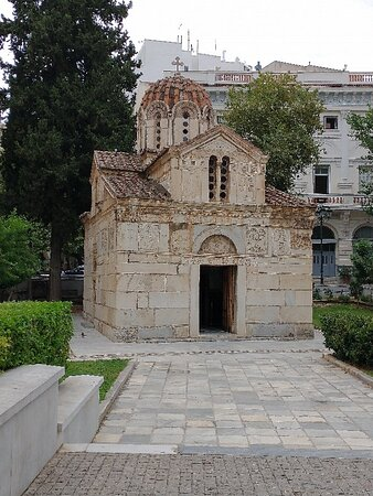 Church of Agios Eleftherios