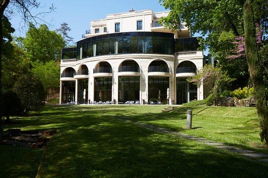 Pavillon de la Rotonde Hôtel & Spa