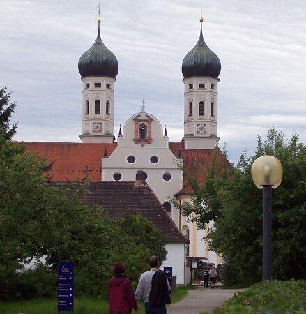 Benediktbeuern, Almanya: Kloster Benediktbeuren