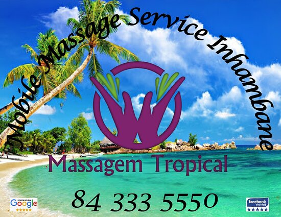 Massagem Tropical