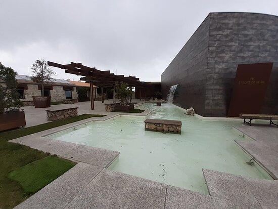 Vista exterior del restaurante Árbore da Veira