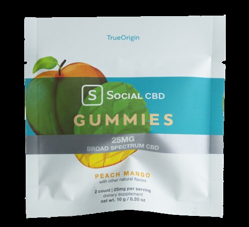 Social CBD gummies