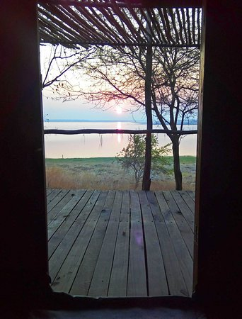 Lake Kariba, Zimbabwe: Dawn magic.