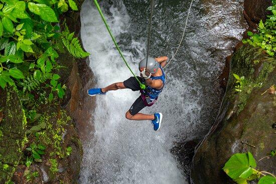 La Roca Canyoning 的照片 - La Fortuna照片 - Tripadvisor