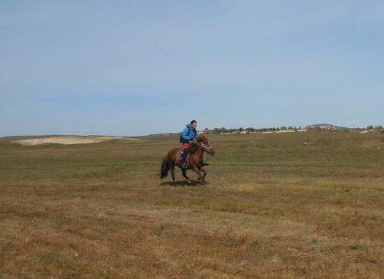 Khatgal, Mongolie : Lake Hovsgol National Park