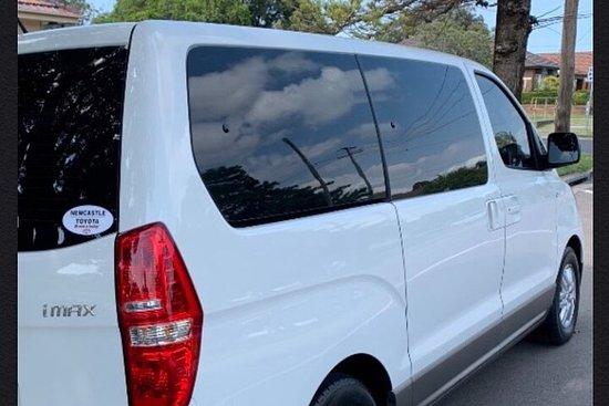 Private Round-Trip Transfer to Pokolbin from Port Stephens