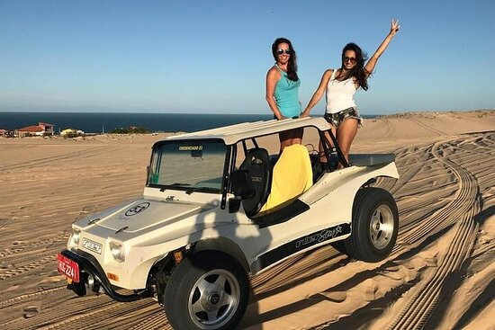 Canoa Quebrada Tour from Fortaleza - With Transportation, Guide and...
