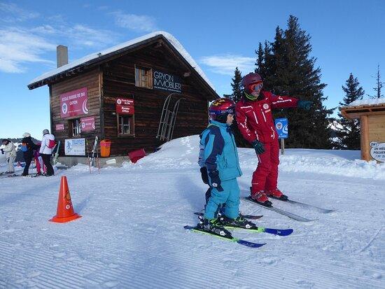 Ecole Suisse de Ski de Gryon