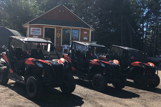Rangeley Powersports Rentals & Recovery