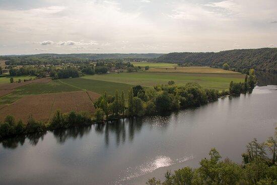 Tremolat, France: Partie du cinge de Trémolat