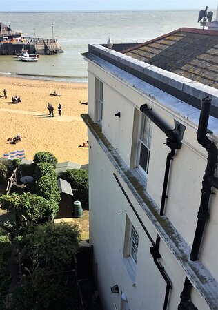 8.  Waterloo Way and Eagle House, Broadstairs, Kent