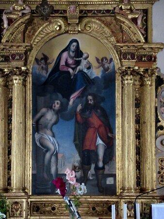 Pala dell'altare maggiore