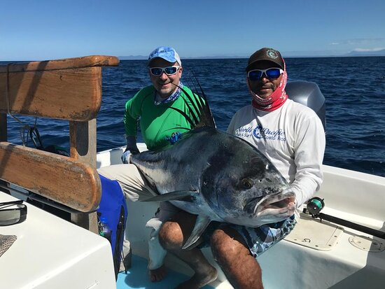 Papagayo Gulf Sport Fishing - North Pacific Tours