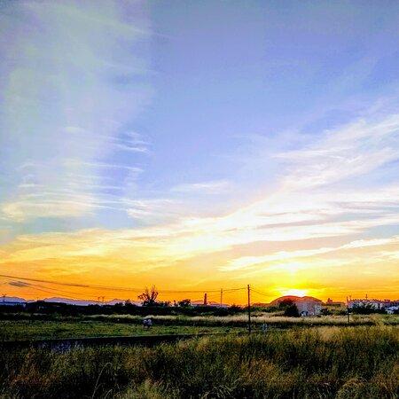 Province of Castellon, Spania: Sunset 🌇🌤️