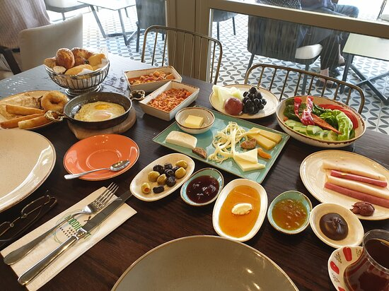 Breakfast Fit For Sultans!!