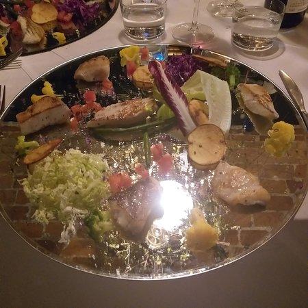 Cena pesciosa