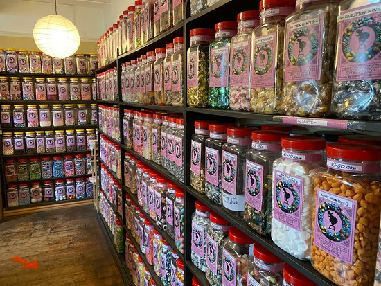 The Georgian House Sweet Shop