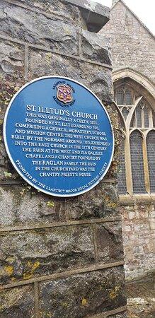 St Illtud s Church Photo