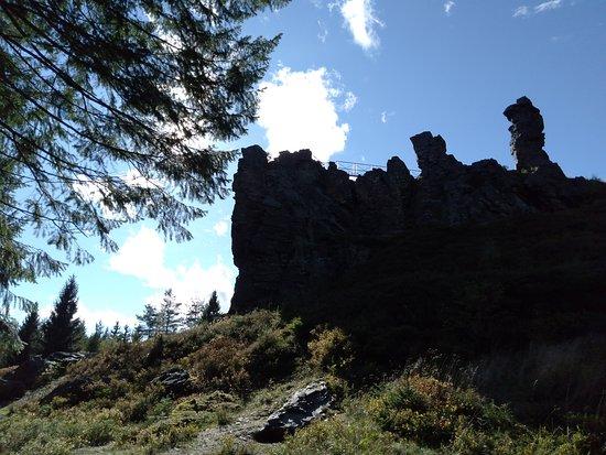 Kamen, צ'כיה: Pohled na skály spodní