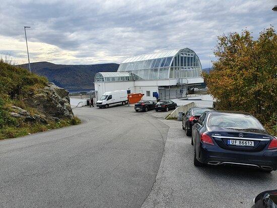 Alesund, Norway: The same old Fjellstua shape.