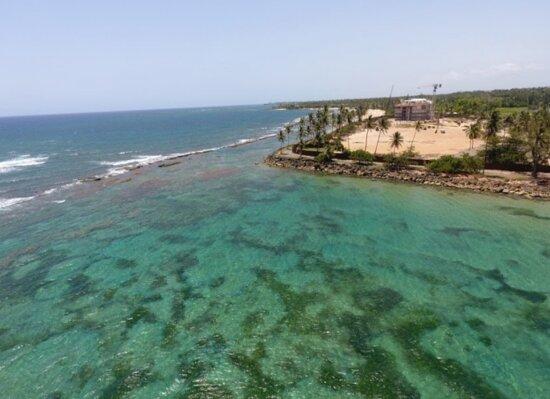Dorado Reef Beach