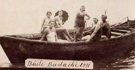 Kurortne, Ukrayna: Будаки. Кордон. Отдыхающие. 1920 - 1930 гг. Фото на странице: http://historical.ucoz.net/photo/starye_foto_akkermana/budaki_kordon_otdykhajushhie_1920_1930_gg/7-0-1446