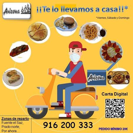 Fuente El Saz De Jarama, ספרד: ARIZONA en tu casa.