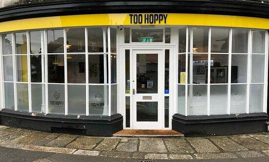 Tavistock, UK: Too Hoppy
