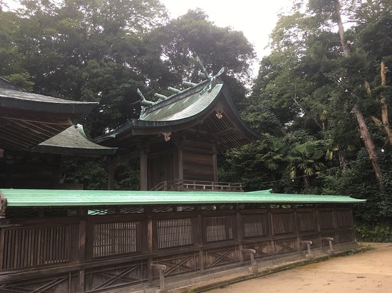 Onahamasuwa Shrine