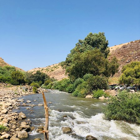 Jordan Valley, Israel: The Jordan river Israel 🇮🇱