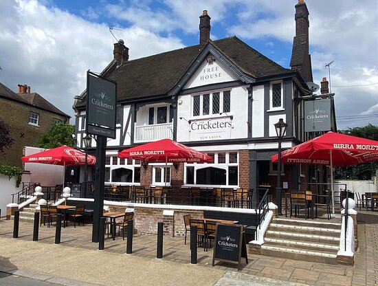 The Cricketers - Kew Green