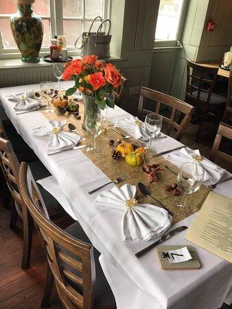 Sunday Carvery VIP table
