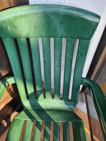 Chieming, Tyskland: Balkon