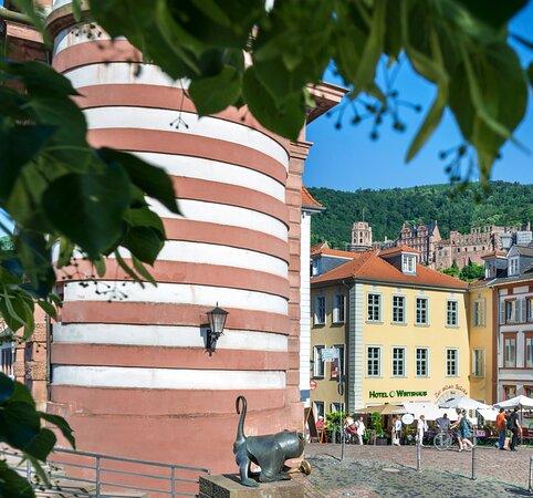Hotel Zur Alten Brücke, Hotels in Heidelberg