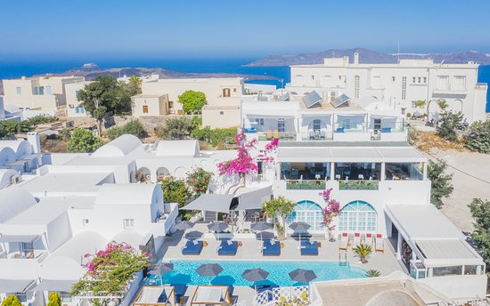 Aressana Spa Hotel And Suites, hoteles en Santorini