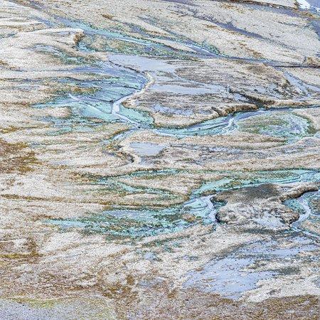 Gorafe, Španělsko: Abstracto