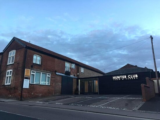 The Hunter Club is a grassroots music venue, bar and multi-purpose event space in the heart of Bury St. Edmunds