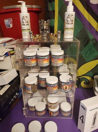 Moss Bluff, LA: CBD Products