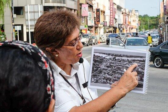 Visite à pied du patrimoine de la ville royale de Klang au départ de...
