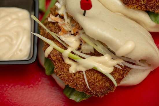 Ήρθε η ώρα να απογειώσεις τις γεύσεις σου, δοκιμάζοντας Mongo Asian Food  #baobuns. Επιλέγεις γαρίδα, κοτόπουλο ή πάπια και αποκτάς νέο αγαπημένο πιάτο!  www.mongo.gr