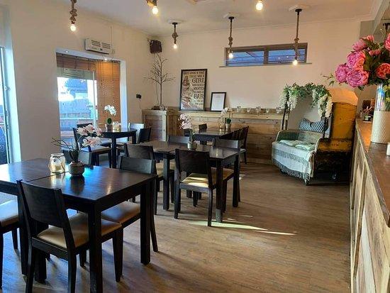 Foto de Angelina's Bar And Eatery, Bognor Regis: . - Tripadvisor