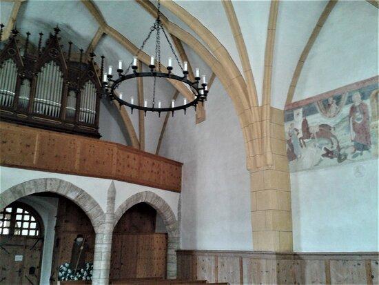 Evangelische Kirche Sta. Maria