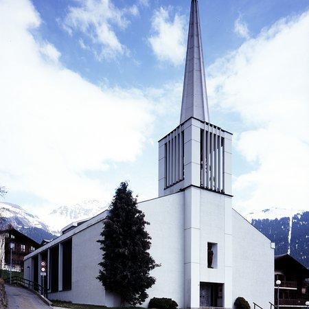 Eglise Paroissiale de Verbier-Village