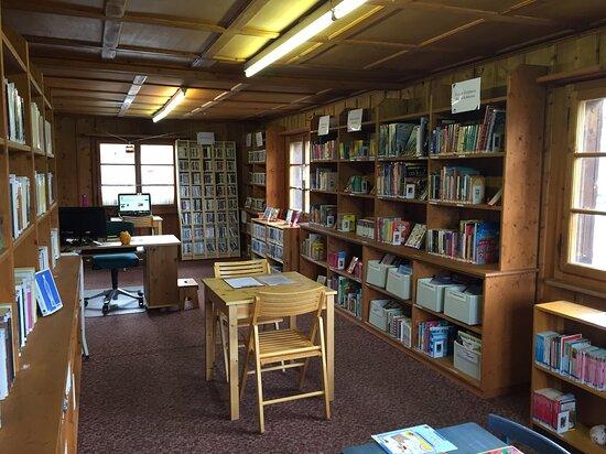 Bibliotheque de Verbier