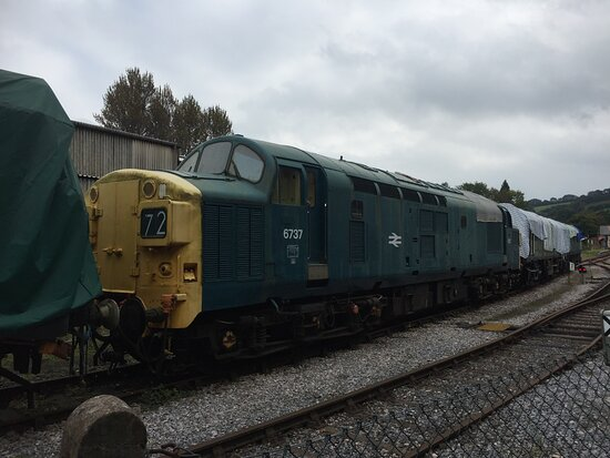 Class 37 Diesel D6737.