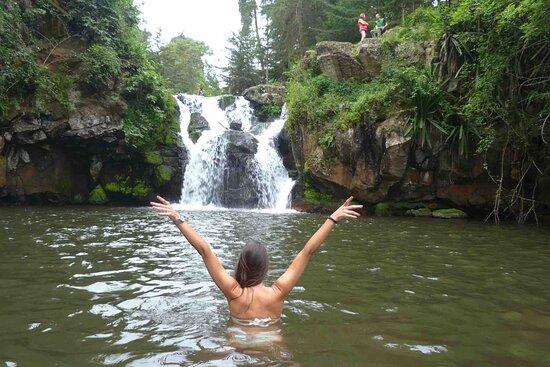 #1 Marangu Waterfall | Coffee Caltural Day Trip Tour Operators  | Burigi Chato Safaris CO L.T.D