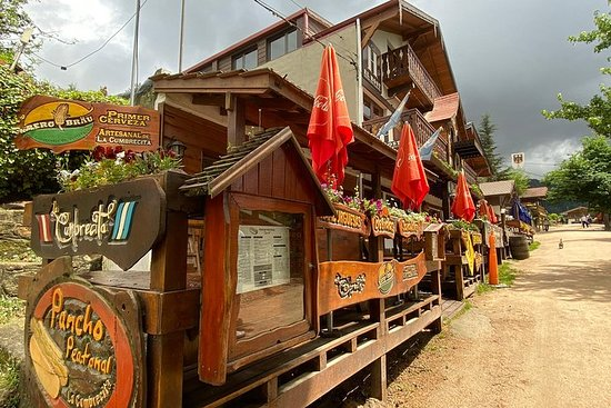 Day tour to La Cumbrecita